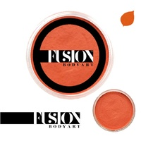 Fusion Body art face paint Prime Orange Zest