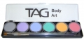 TAG Palette Pastel Colours