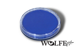 Wolfe FX Face and Body Paint Blue 30g #70