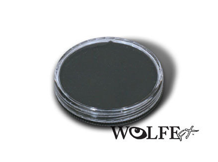 Wolfe FX Face and Body Paint 30g Charcoal #08