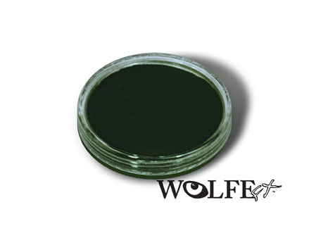 Wolfe FX Face and Body Paint 30g Dark Green #62