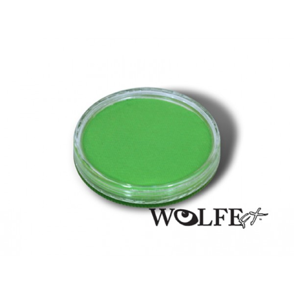 Wolfe FX Face and Body Paint 30g Light Green