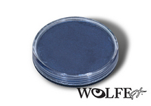 Wolfe FX Face and Body Paint 30g Metallix Blue