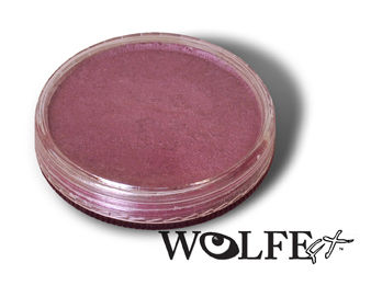 Wolfe FX Face and Body Paint 30g Metallix Fuschia