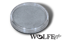 Wolfe FX Face and Body Paint 30g Metallix Silver