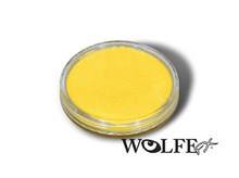 Wolfe FX Face and Body Paint 30g Metallix Yellow