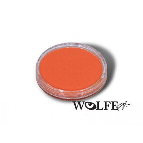 Wolfe FX Face and Body Paint 30g Essential Orange