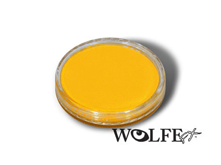 Wolfe FX Face and Body Paint 30g Essential Yellow #50